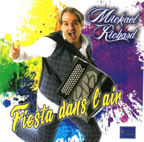 CD » Fiesta dans L' Air «