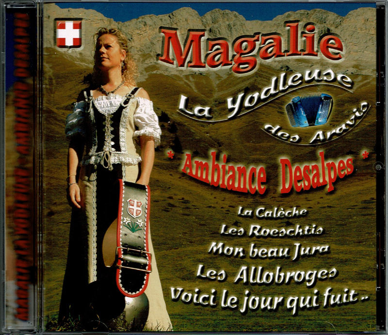 CD-Ambiance Desalpes Vol1